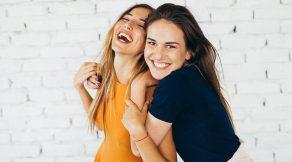 2 jeunes femmes pour le parrainage de l'atelier minceur